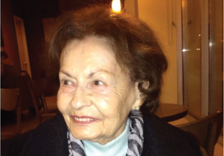 LUCIA SCHARF