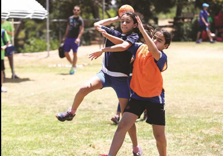 Young Israeli Athletes