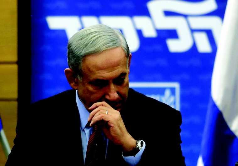 Netanyahou dans l'embarras