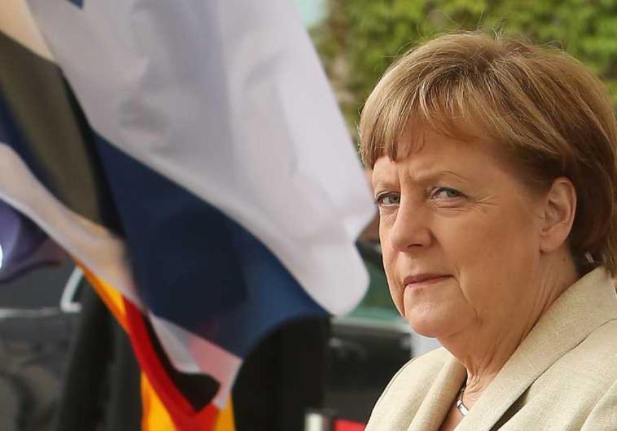 Merkel and Rivlin