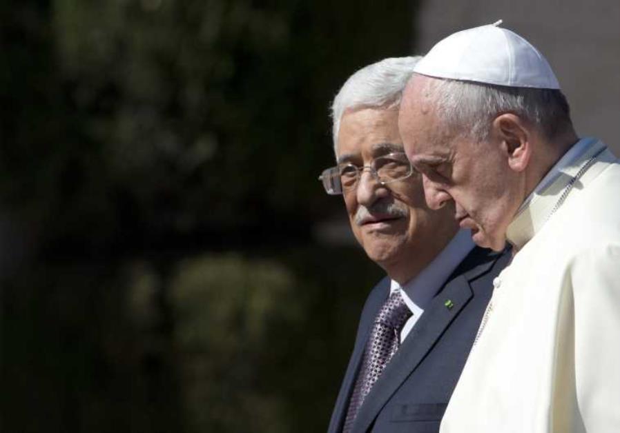 pope abbas