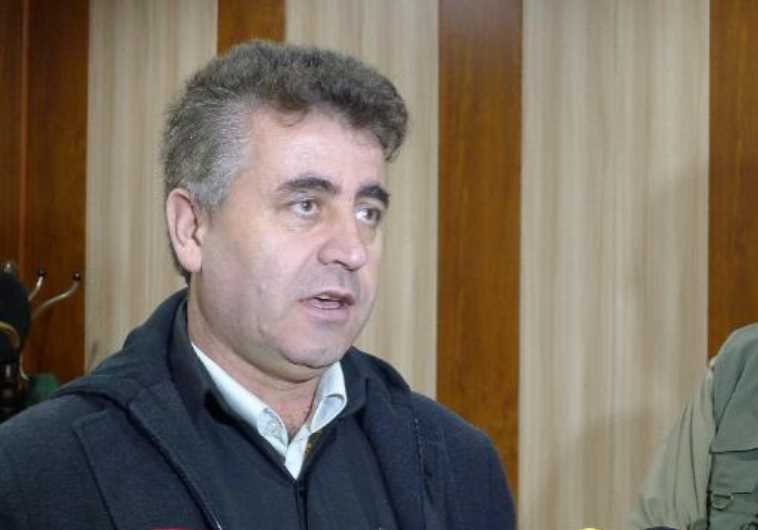 Arif Bawecani, the head of Party Serbesti Kurdistan