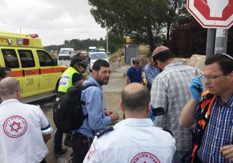 Alon Shvut terror attack