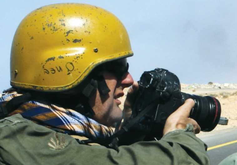 Photojournalist Goran Tomasevic