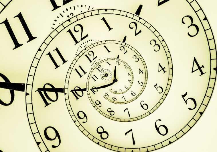 A mechanical clock