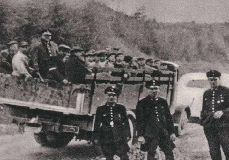 Jewish sonderkommando unit
