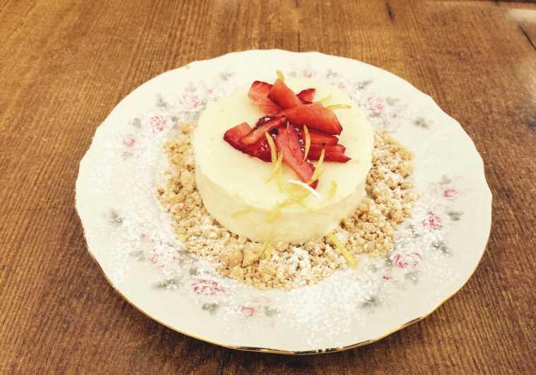 Goat cheesecake recipe