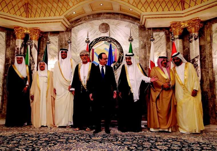 François Hollande, invité d'honneur du sommet du Golfe