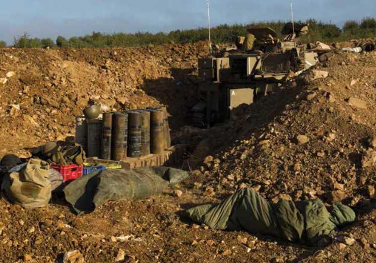 IDF Golan Hights