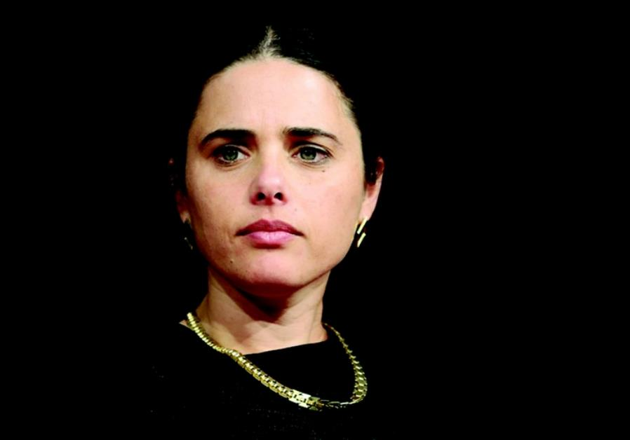 Ayelet Shaked, nouvelle ministre de la Justice
