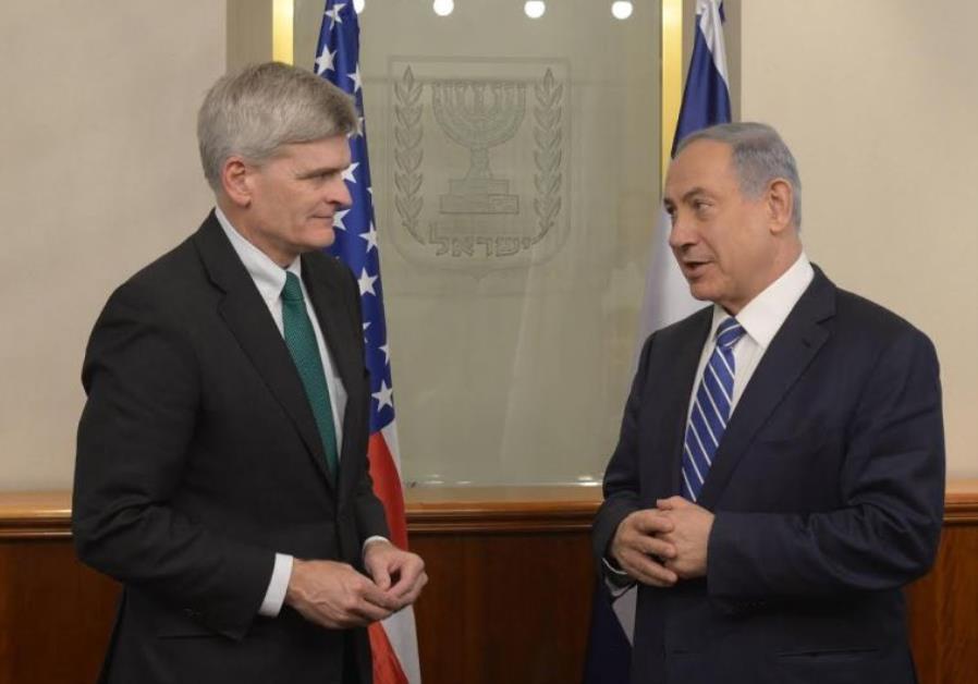 Netanyahu and Cassidy