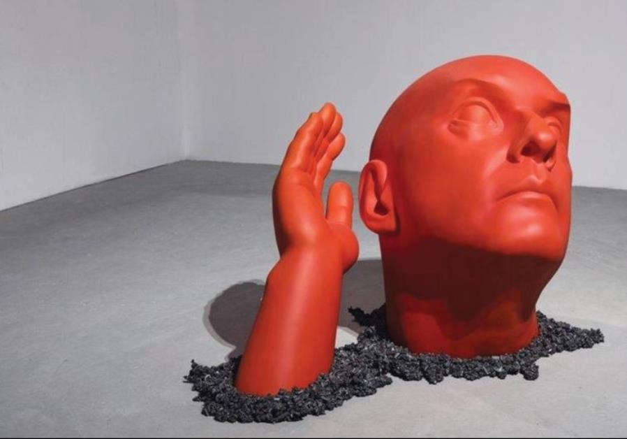 Sculptor Uri Katzenstein