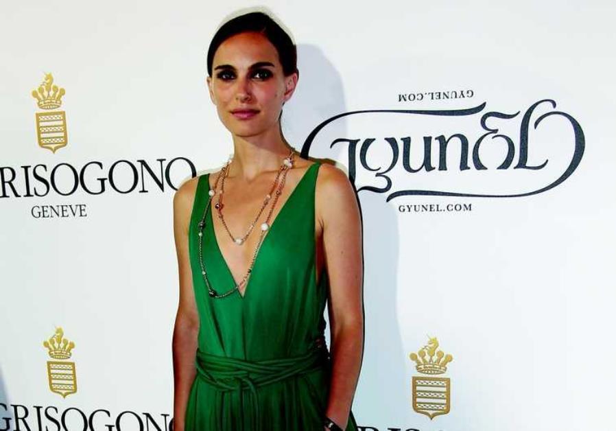 Natalie Portman à Cannes