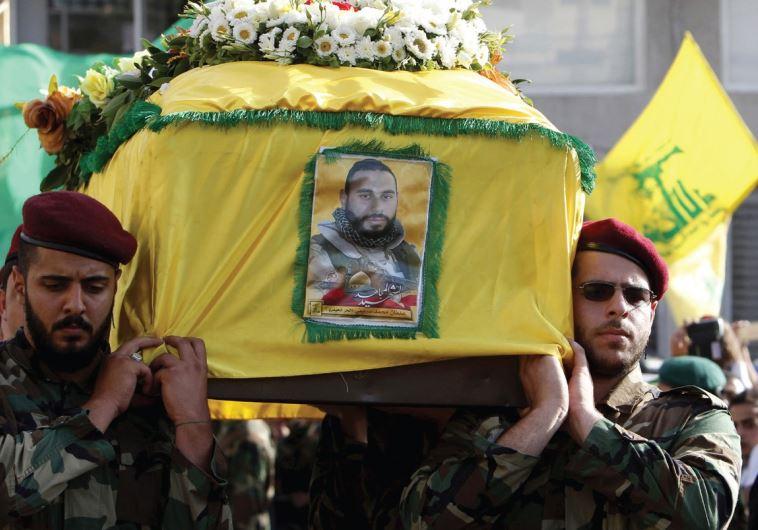 hezbollah Qalamoun