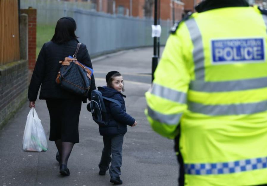 Hassidic Jews in the United Kingdom