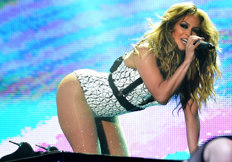 Jennifer Lopez in Morocco