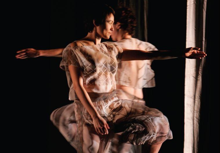 The Trisha Brown Dance Company in Israel
