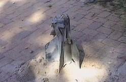 Palestinian rocket slams into Ashkelon