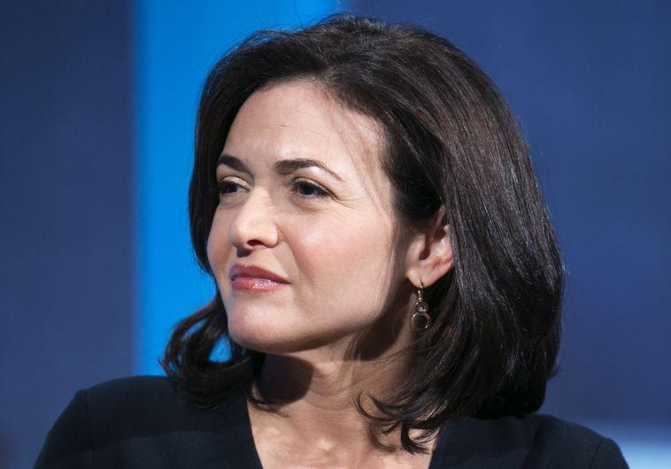 Facebook Chief Operating Office Sheryl Sandberg