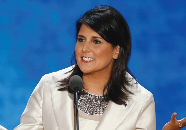 South Carolina Govenor Nikki Haley