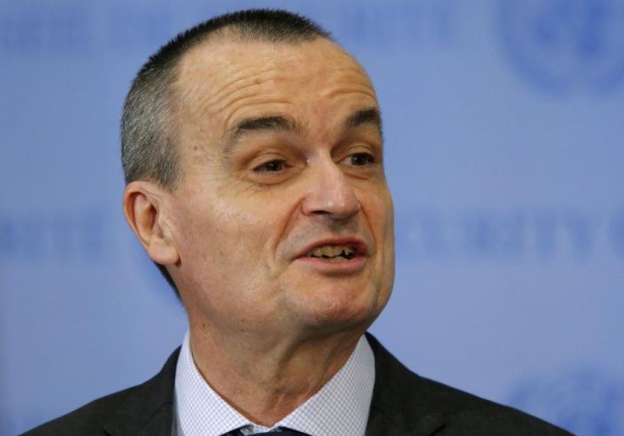 France's ambassador to the United States, Gerard Araud