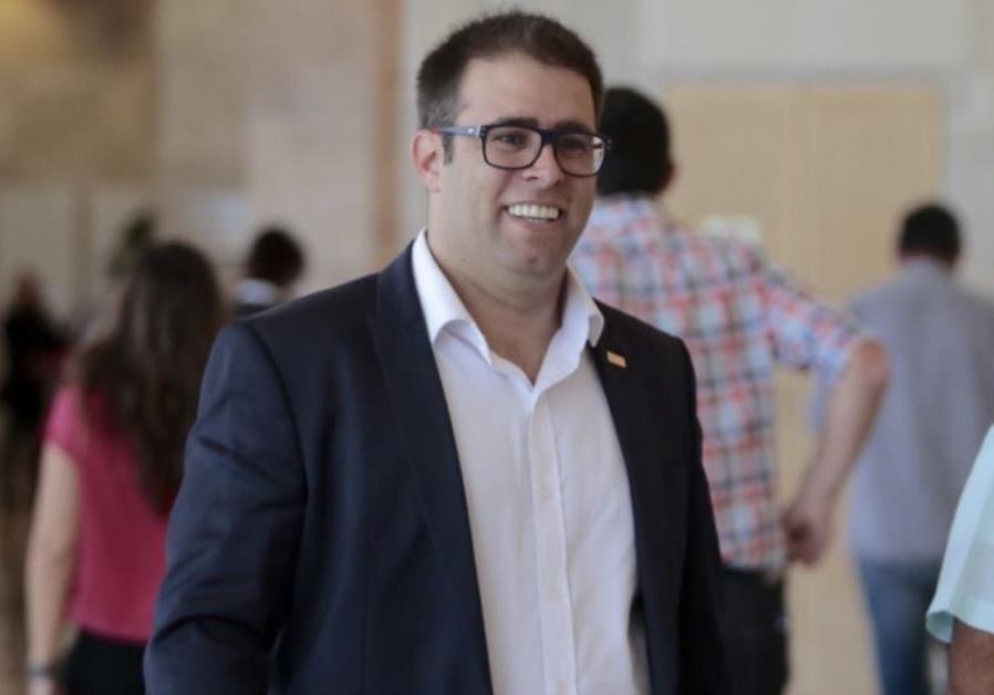 Likud MK Oren Hazan