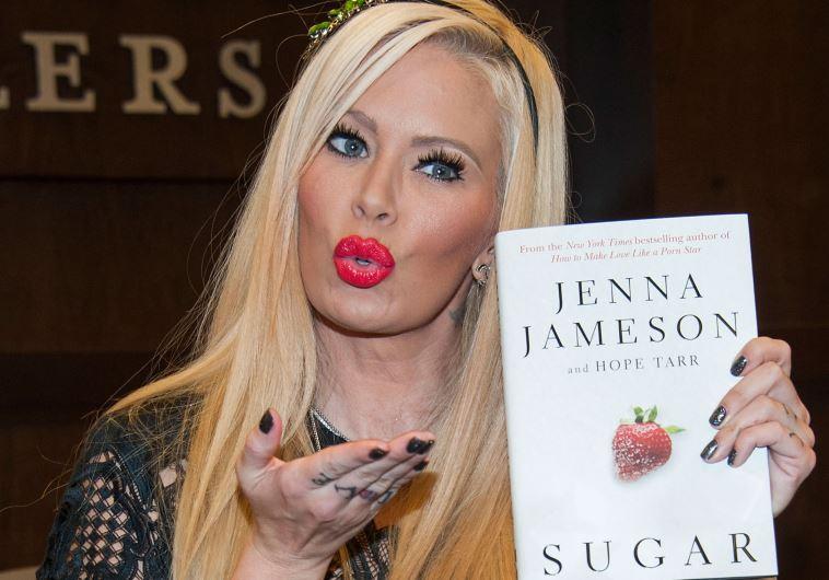 Jenna Jameson Israel