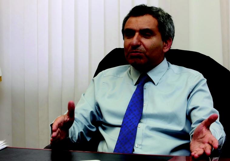Le ministre Zeev Elkin