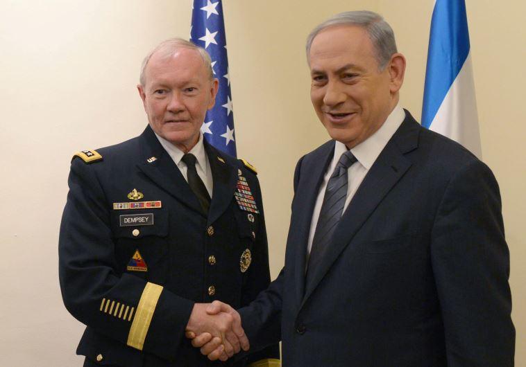 Netanyahu Dempsey