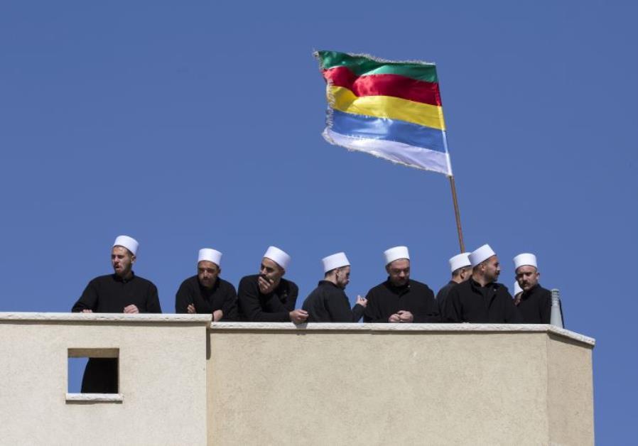 Israel Druze