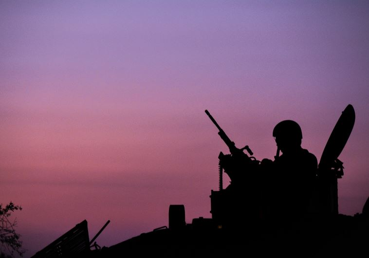 IDF soldiers take part in Operation Protective Edge