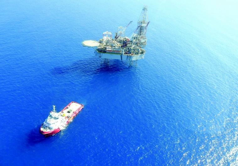 Exploitation gazière offshore