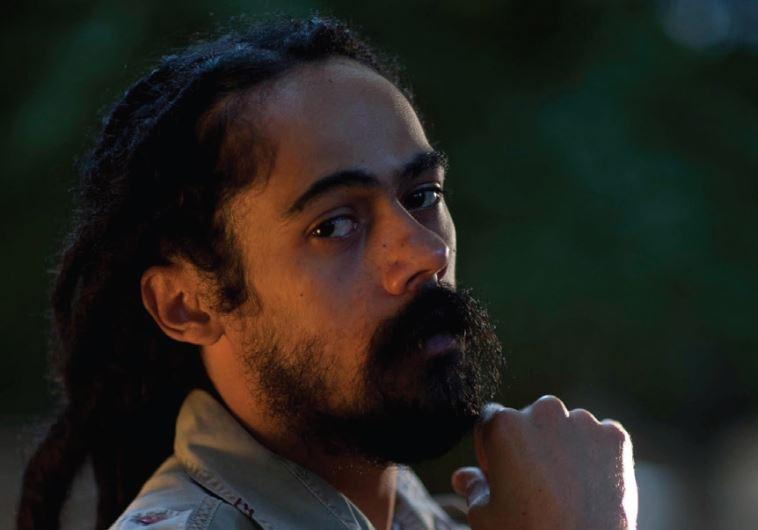 Damian Marley Israel