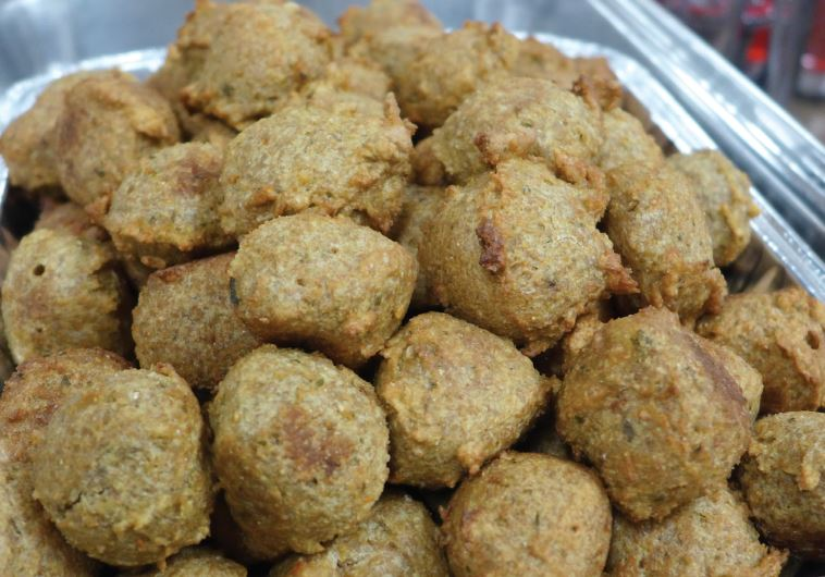 Falafel balls