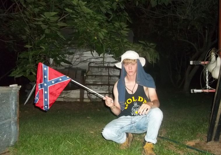 Dylann Roof‏