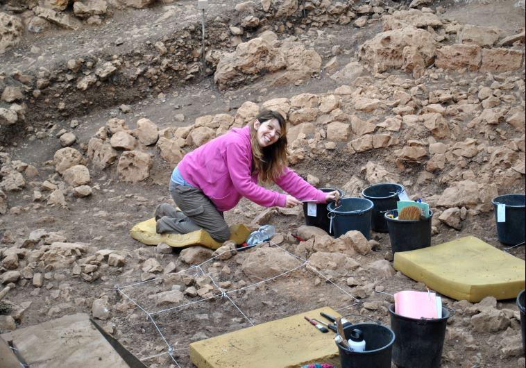 Excavations in Israel