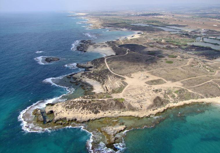 Tel Dor and the Carmel coast