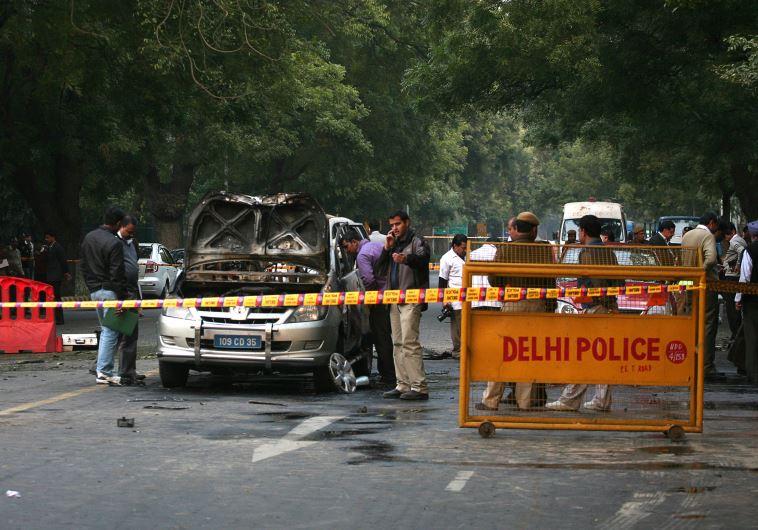 Delhi terror attack