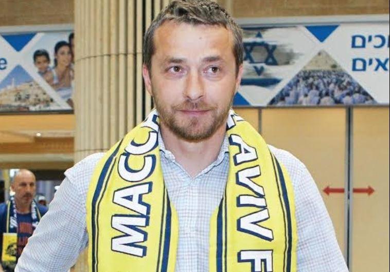 Maccabi Tel Aviv coach Slavisa Jokanovic