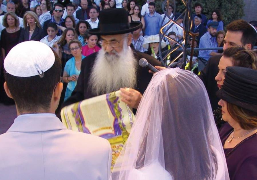 Hundreds Of Thousands Cant Marry In Israel