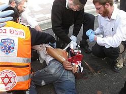 Palestinian stabs 4 in Modi'in Illit