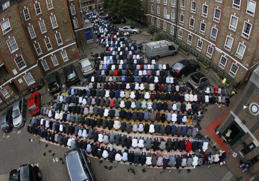 London mosque