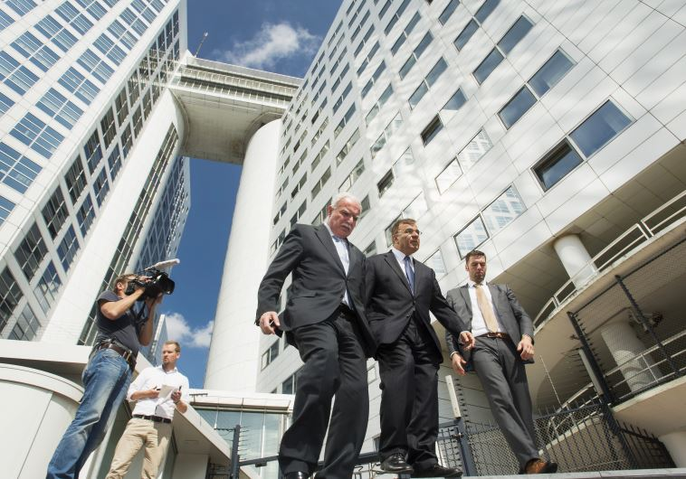 Israel and ICC on a collision course