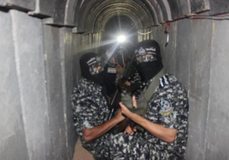 Hamas tunnel digger giving up much intel, says Shin Bet