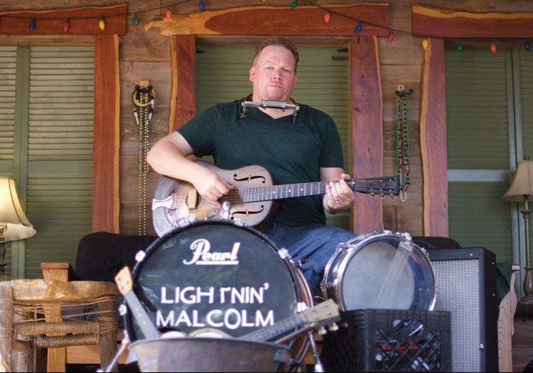 Lightnin' Malcolm Israel