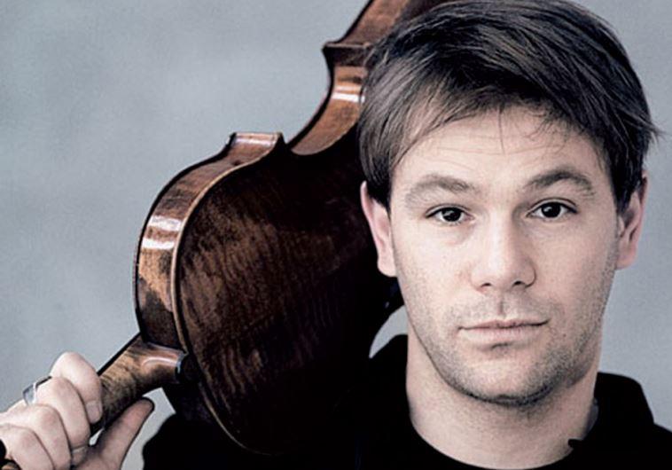 Israeli-born violist Amihai Grosz
