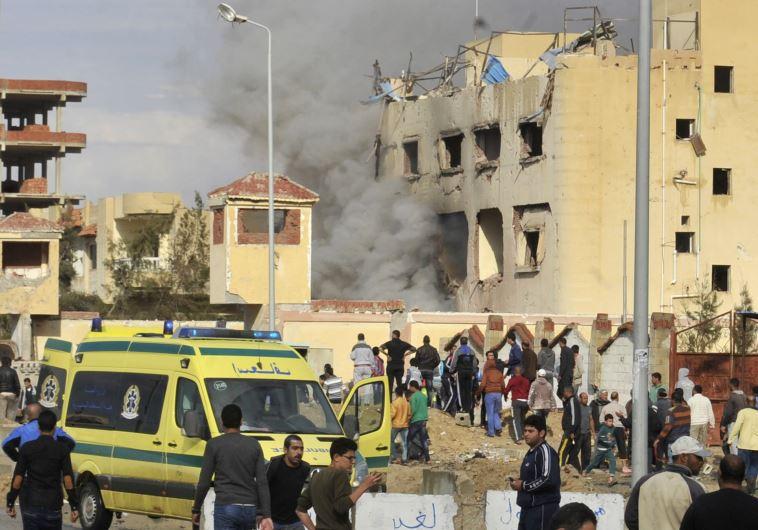 Sinai blast