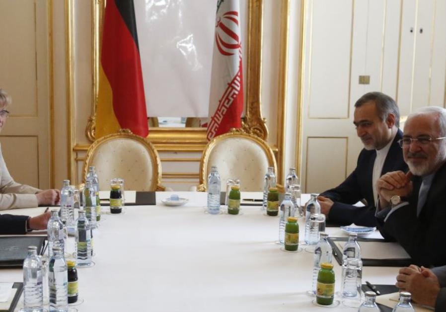 nuclear talks vienna