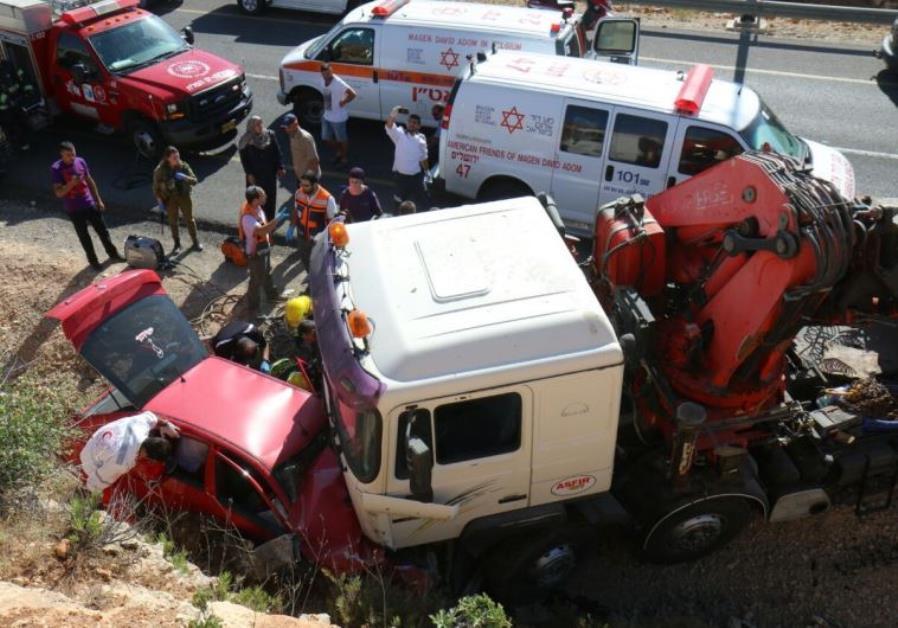 route 60 crash