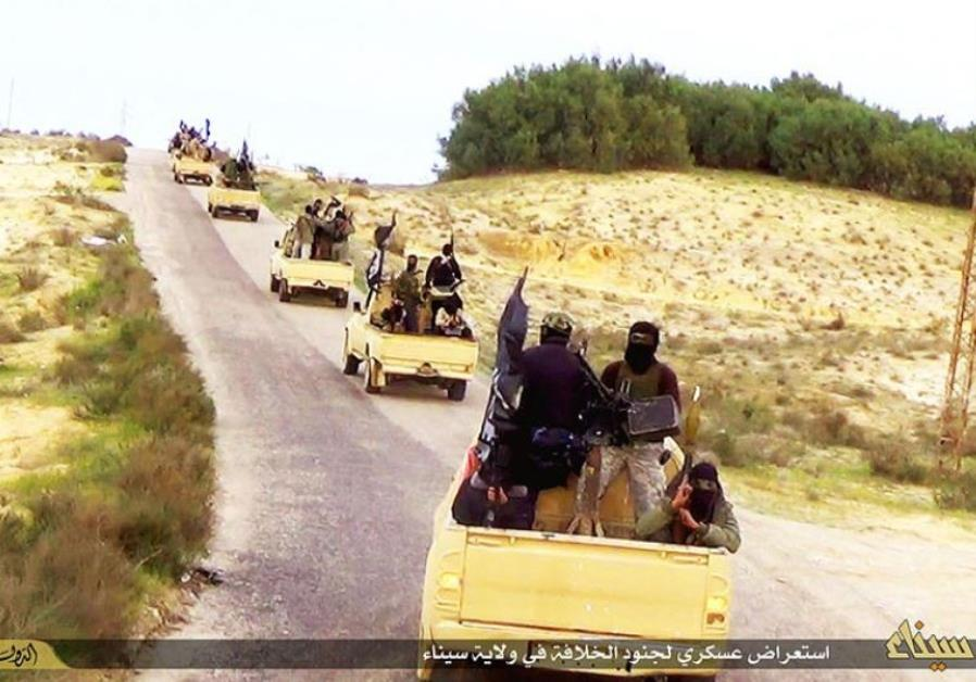 ISIS branch in Egypt's Sinai planning big operation in southern